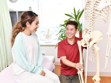 骨盤検査&矯正